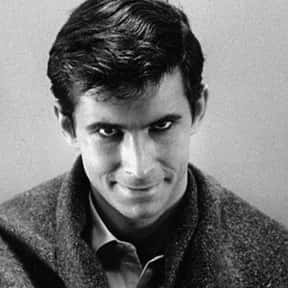 Norman Bates is listed (or ranked) 7 on the list Who Are Your Favorite Bad Guy Main Characters?