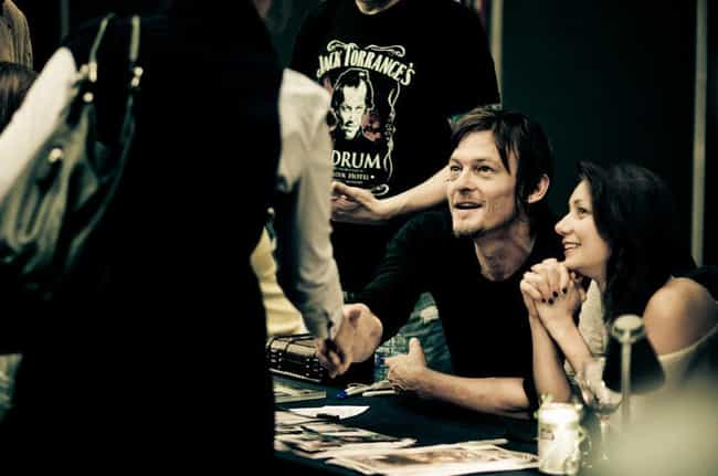 Norman Reedus is listed (or ranked) 2 on the list How Much Does Your Favorite Celebrity Charge for an Autograph?