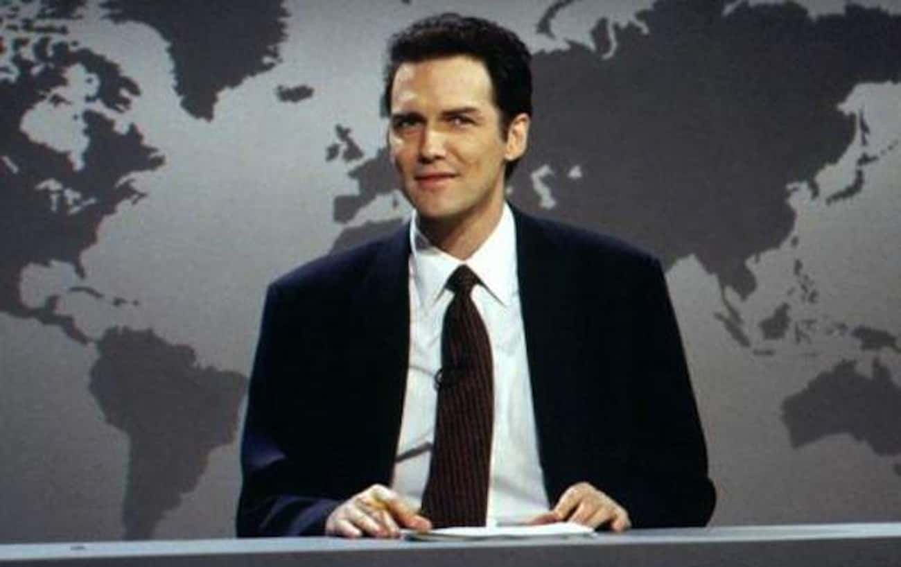 Norm Macdonald is listed (or ranked) 3 on the list Everyone Who Has Ever Said 'F***' On 'Saturday Night Live'