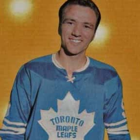Norm Ullman is listed (or ranked) 25 on the list The Best Toronto Maple Leafs Of All Time
