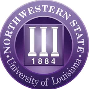 Northwestern State University is listed (or ranked) 1 on the list Demon Mascot School List