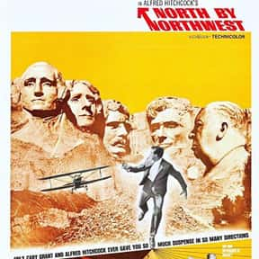 North by Northwest is listed (or ranked) 7 on the list The Best Spy Movies