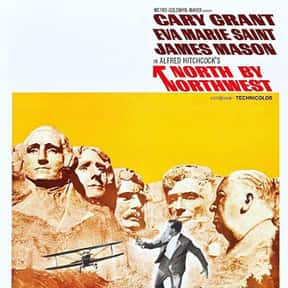 North by Northwest is listed (or ranked) 18 on the list The Best Cold War Movies
