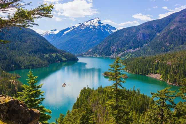 North Cascades National ... is listed (or ranked) 4 on the list The Best Picture Of Each US National Park