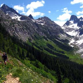 North Cascades National Park is listed (or ranked) 19 on the list The Best National Parks in the USA