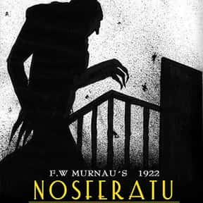 Nosferatu is listed (or ranked) 13 on the list The Best Movies with Only One Word for a Title
