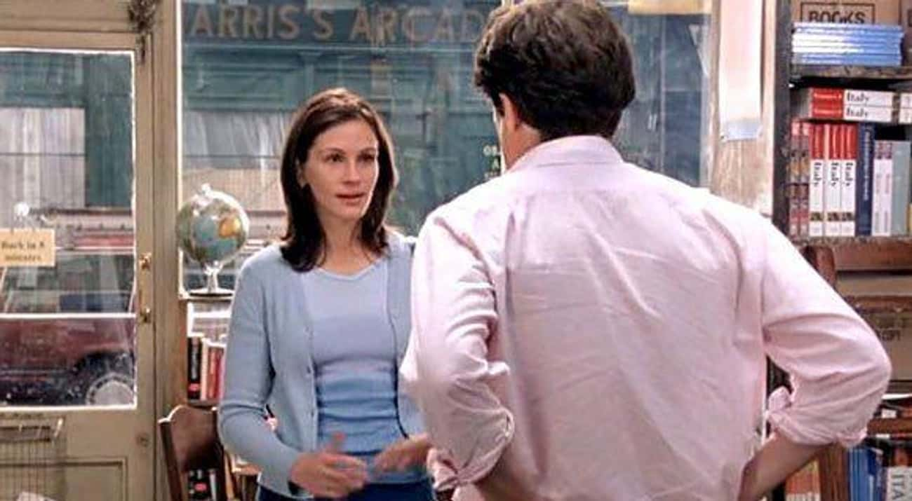 Notting Hill is listed (or ranked) 2 on the list The Most Memorable Romantic Comedy Movie Quotes