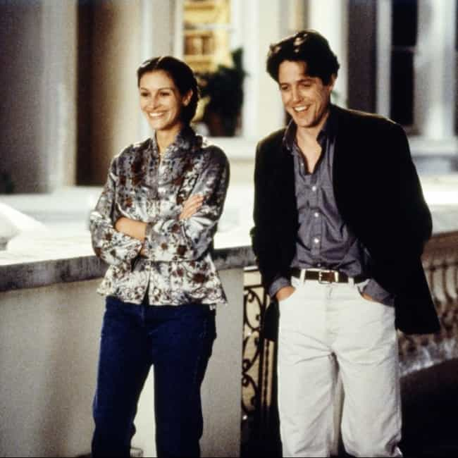 Notting Hill is listed (or ranked) 8 on the list The Best Meet-Cutes in Film History