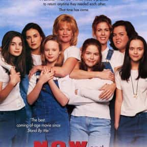 Now and Then is listed (or ranked) 6 on the list The Best Movies With A Little Girl Protagonist