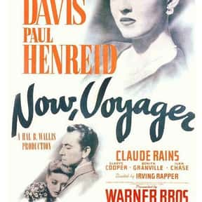 Now, Voyager is listed (or ranked) 10 on the list The Best Bette Davis Movies