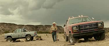 No Country for Old Men is listed (or ranked) 1 on the list What Is The Most Texas Movie Of All-Time?
