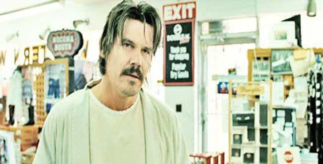 No Country for Old Men ... is listed (or ranked) 7 on the list All the Times Hot Guys Have Thrown Up in Movies