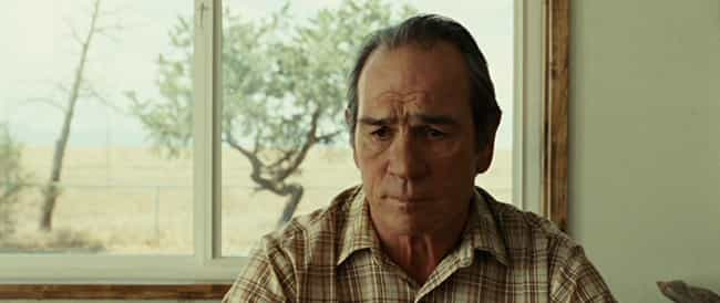 No Country for Old Men ... is listed (or ranked) 7 on the list The Simple Explanations Behind The Most Ambiguous Movie Endings Of All Time