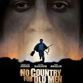 No Country for Old Men is listed (or ranked) 8 on the list The Best Serial Killer Movies
