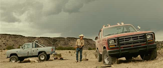 No Country for Old Men is listed (or ranked) 1 on the list The Greatest Westerns That Don't Take Place In The Old West