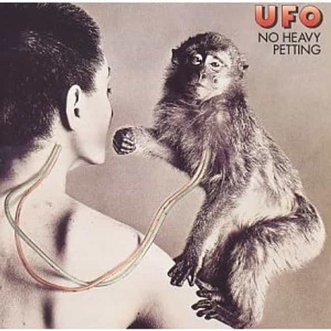 No Heavy Petting is listed (or ranked) 2 on the list The Best UFO Albums of All Time