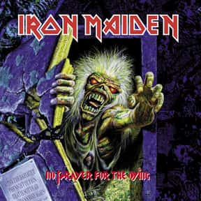 No Prayer for the Dying is listed (or ranked) 14 on the list All Iron Maiden Albums, Ranked Best to Worst