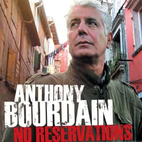 Anthony Bourdain: No Reservati is listed (or ranked) 8 on the list The Best Documentary Series & TV Shows