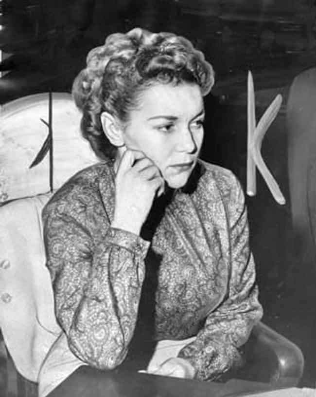 Barbara Graham is listed (or ranked) 3 on the list Last Words Spoken By Criminals Before Execution