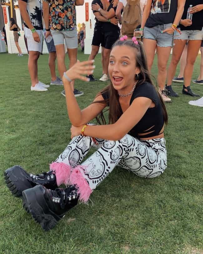 Emma Chamberlain is listed (or ranked) 1 on the list Famous YouTubers Who Are Gemini