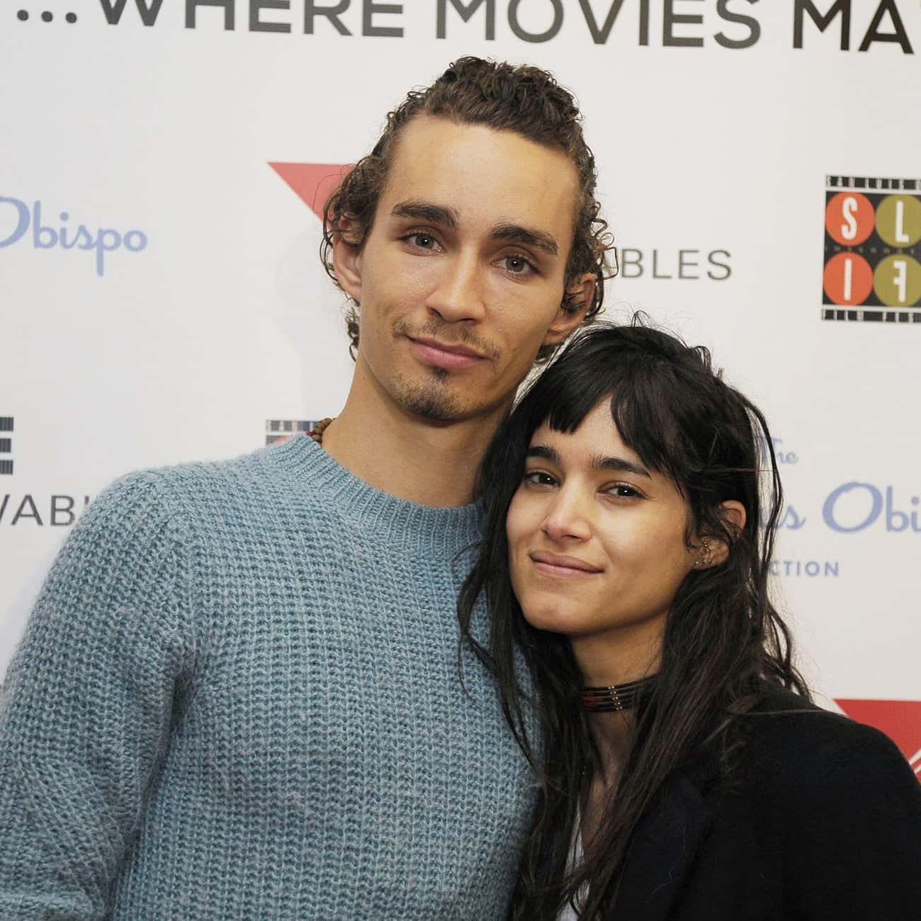 Robert Sheehan is listed (or ranked) 2 on the list Sofia Boutella Loves and Hookups