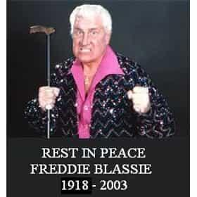 Classy Freddie Blassie
