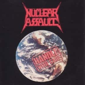 Nuclear Assault is listed (or ranked) 16 on the list The Best Thrash Metal Bands