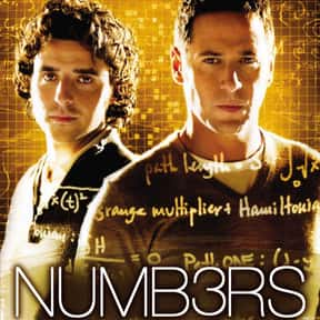 NUMB3RS is listed (or ranked) 23 on the list The Best Procedural Dramas of the 2000s