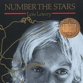 Number the Stars is listed (or ranked) 21 on the list Good Books for 12 Year Olds