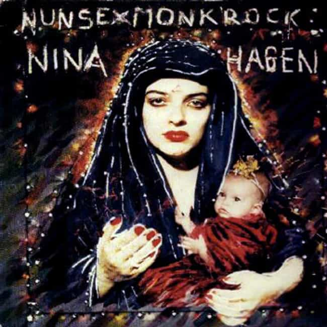 NunSexMonkRock is listed (or ranked) 1 on the list The Best Nina Hagen Albums of All Time