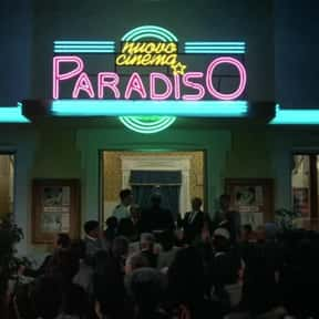 Cinema Paradiso is listed (or ranked) 10 on the list The Greatest Movies in World Cinema History