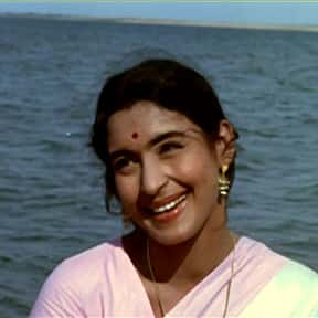 Nutan is listed (or ranked) 18 on the list Full Cast of Kranti Actors/Actresses
