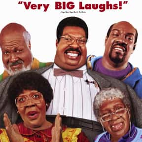 Nutty Professor II: The Klumps is listed (or ranked) 23 on the list The Worst Part II Movie Sequels