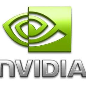 NVIDIA is listed (or ranked) 7 on the list The Coolest Employers in Tech