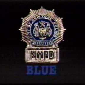 NYPD Blue is listed (or ranked) 25 on the list The Best Procedural Dramas of the 2000s