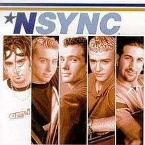 'N Sync is listed (or ranked) 2 on the list RCA Records Complete Artist Roster
