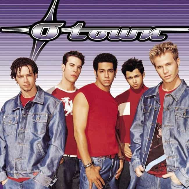 """O-Town is listed (or ranked) 2 on the list MTV's """"Making The Band"""": Where Are They Now?"""