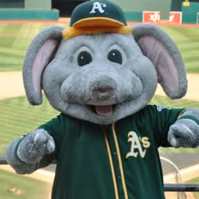 Stomper is listed (or ranked) 10 on the list The Best Mascots in Major League Baseball