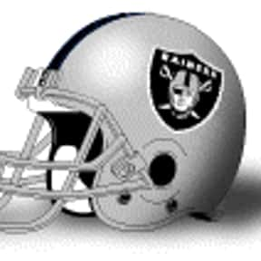 Raiders is listed (or ranked) 22 on the list The Best Current NFL Helmets