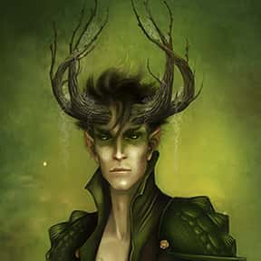 Oberon is listed (or ranked) 13 on the list The Greatest Fairy Characters of All Time