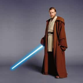 Obi-Wan Kenobi is listed (or ranked) 2 on the list Vader to Binks: Best to Worst Star Wars Characters