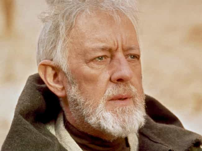 Obi-Wan Kenobi is listed (or ranked) 1 on the list Beloved Movie Characters Who Should Make a Comeback