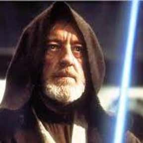 Obi-Wan Kenobi is listed (or ranked) 1 on the list The Best Fictional Characters Who Sacrificed Themselves