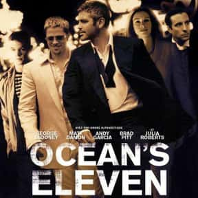 Ocean's Eleven is listed (or ranked) 5 on the list The Best Ensemble Movies