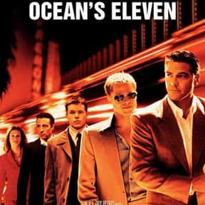 Ocean's Eleven is listed (or ranked) 25 on the list The Greatest Crime Movies Ever Made