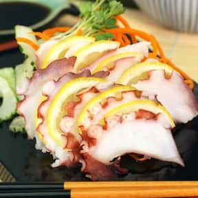 Octopus is listed (or ranked) 11 on the list The Best Fish for Sushi