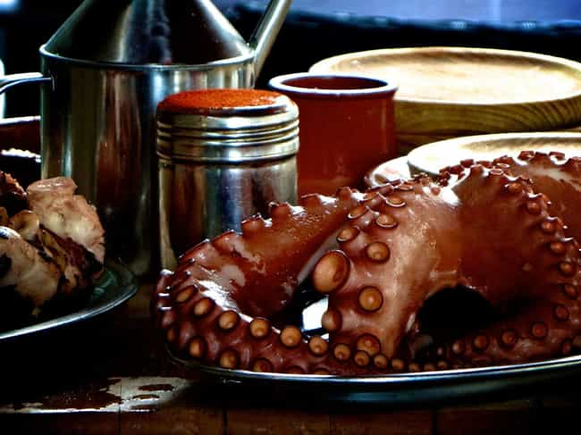 Octopus is listed (or ranked) 1 on the list Animals That Are Served as Food... Alive!