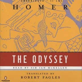 Odyssey is listed (or ranked) 2 on the list 300+ Great Books of the Western World