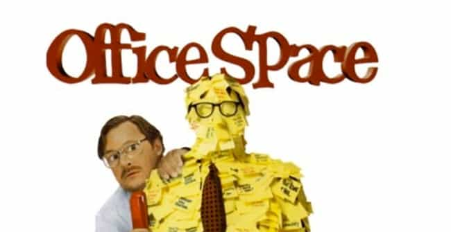 Office Space is listed (or ranked) 3 on the list What to Watch If You Love 'Silicon Valley'