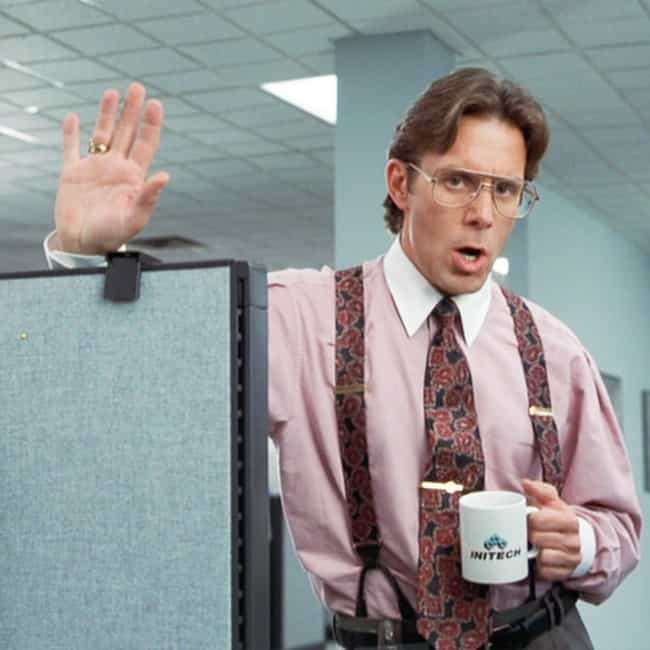 Office Space is listed (or ranked) 4 on the list What to Watch If You Love The Office